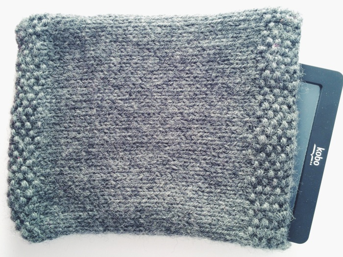 Knit eReader Cover | Yarn, Things, Etc.