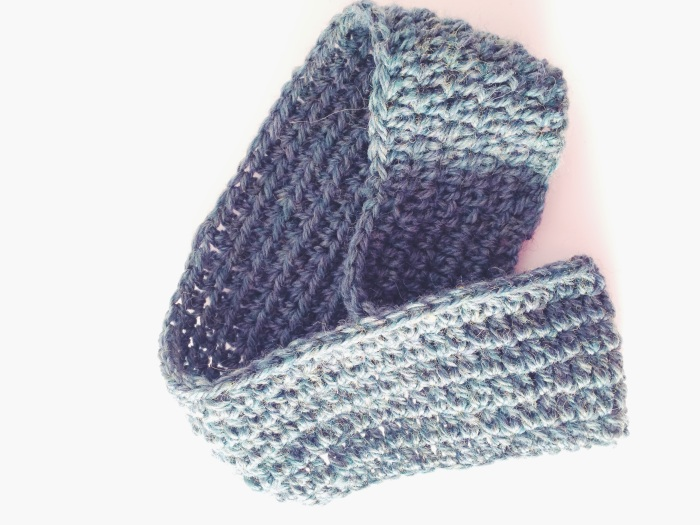 Crochet Light Headband | Yarn, Things, Etc.