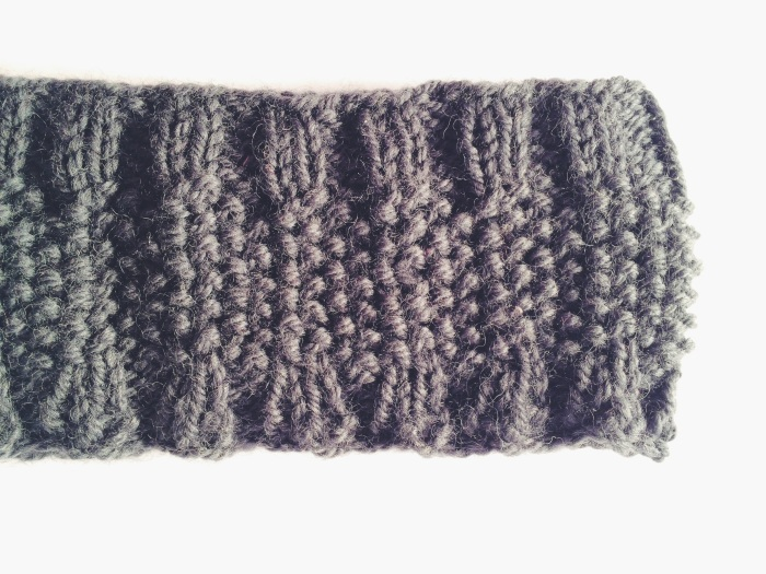 Knit Seed Headband | Yarn, Things, Etc.