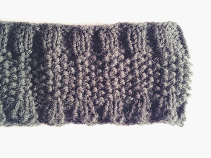 Knit Seed Headband | Yarn, Things, Etc.