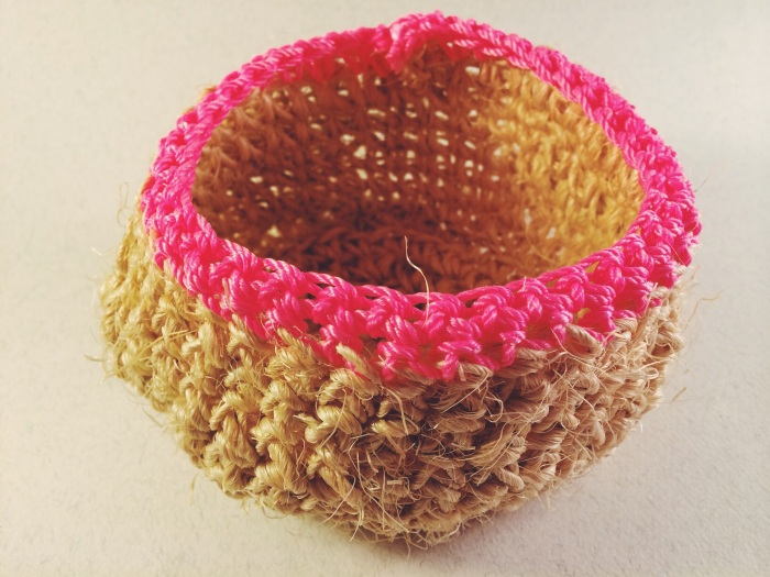 Bright Basket | Yarn, Things, Etc.
