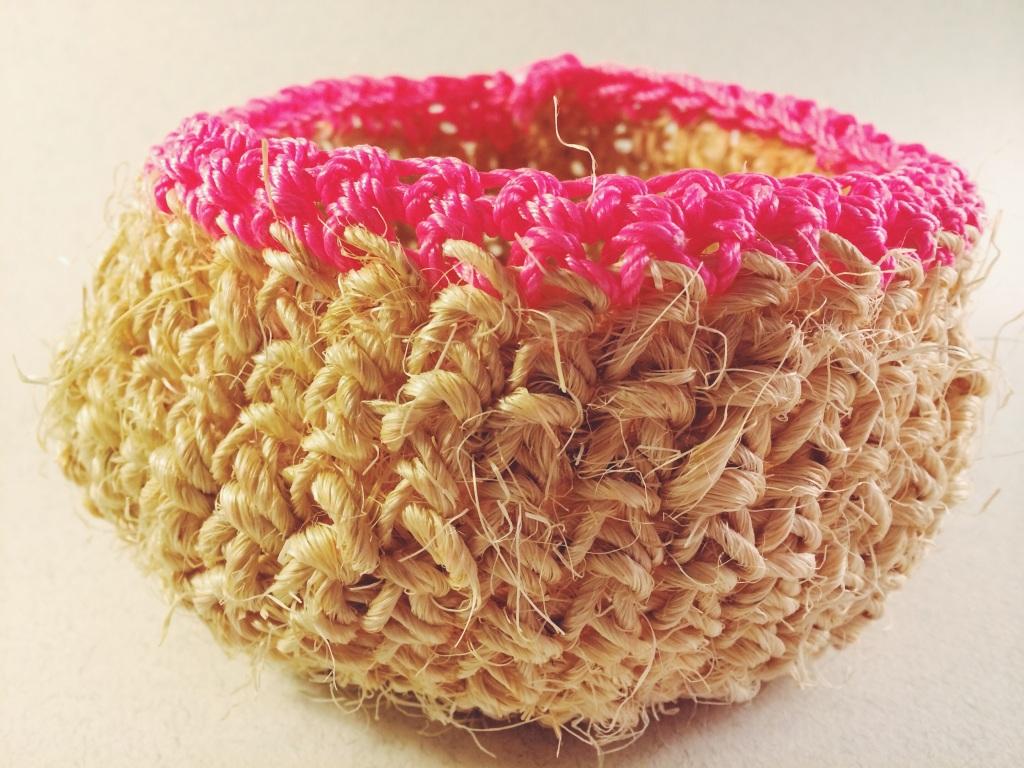 Bright Basket | Yarn, Things, Etc.
