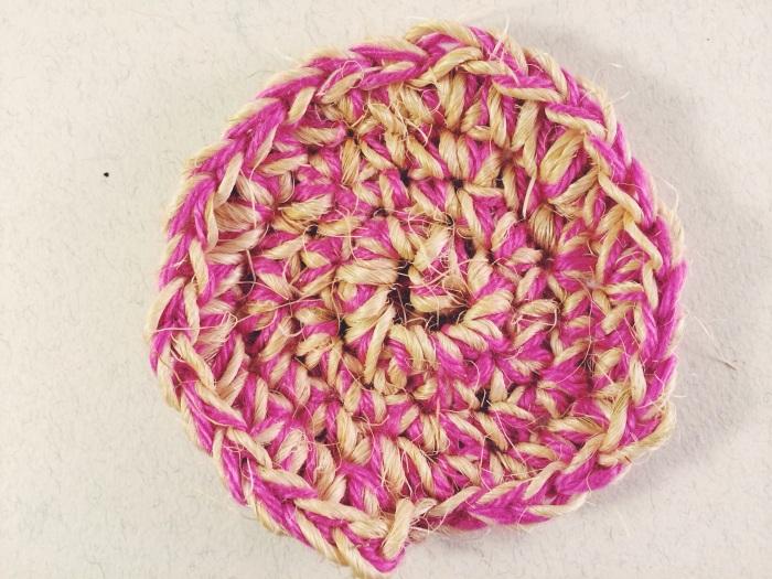 Crochet Twine Coaster | Yarn, Things, Etc.