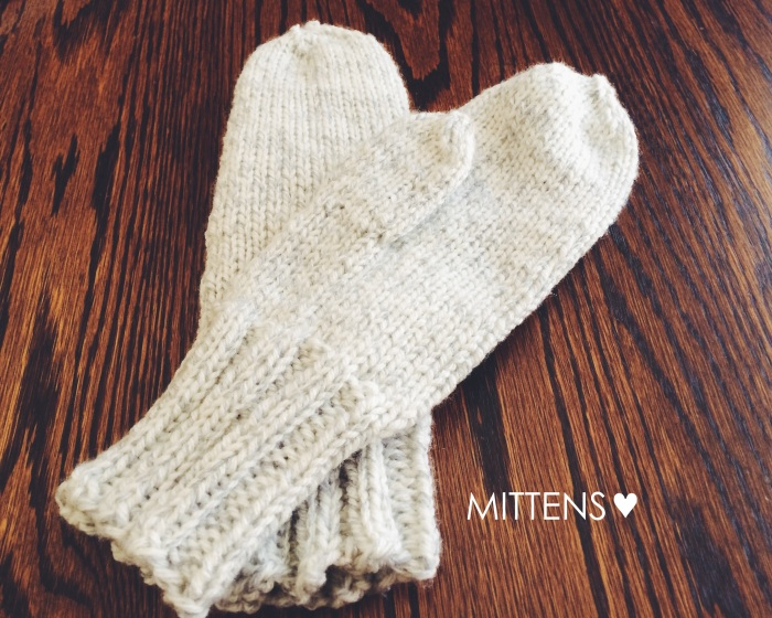 Knit Mittens | Yarn, Things, Etc.