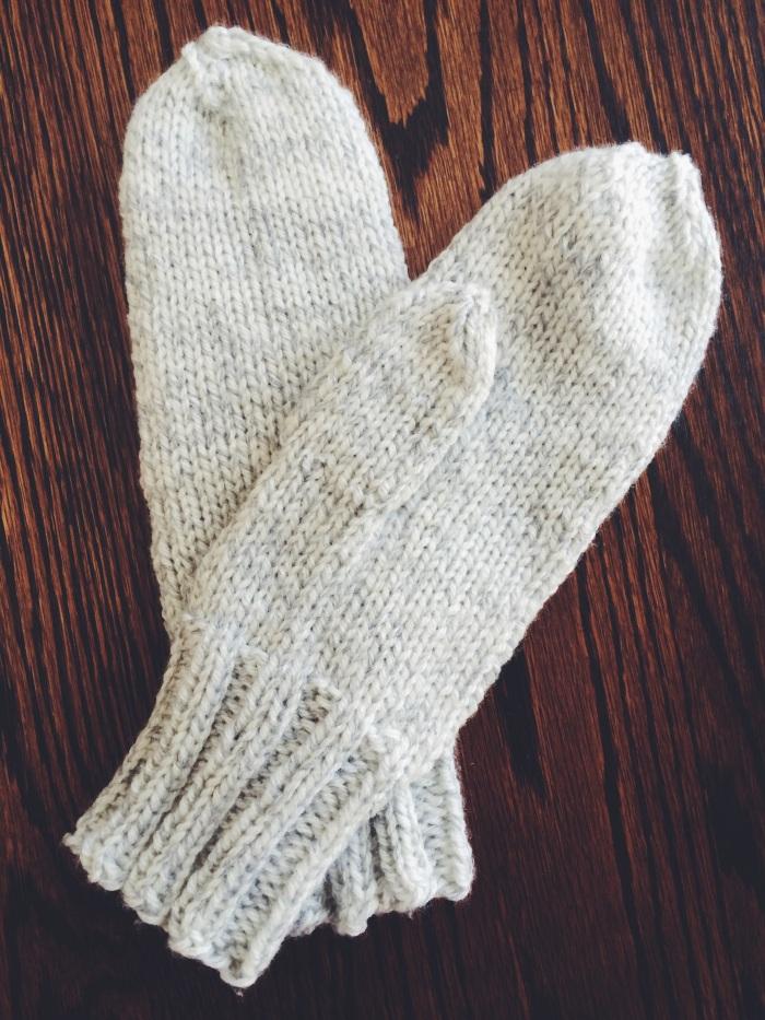 Knit Mittens | Yarn, Things, Etc.
