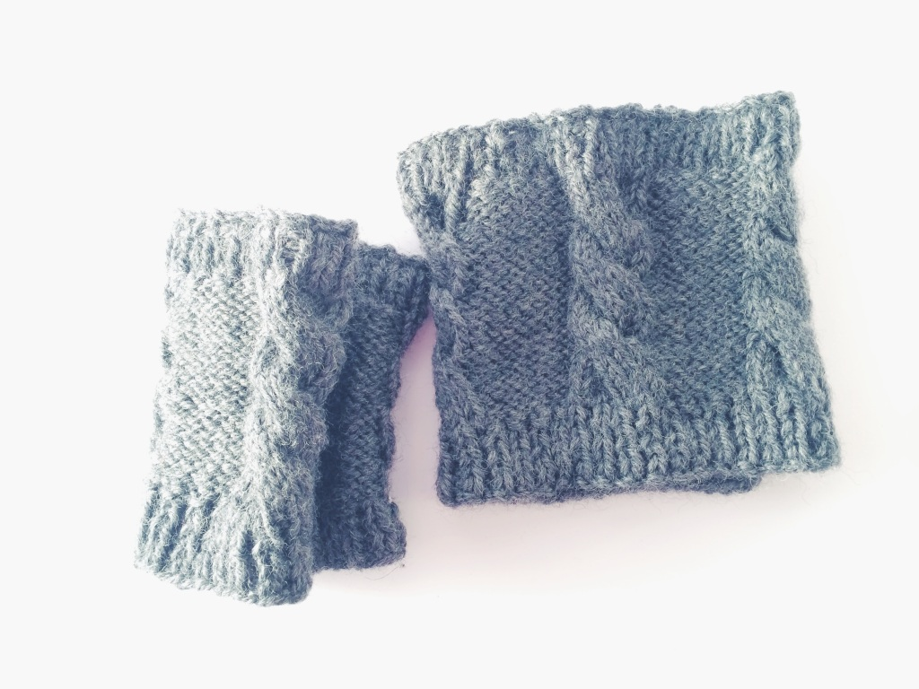 Cable Boot Socks | Yarn, Things, Etc.