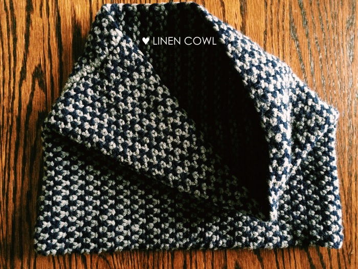 Yarn, Things, Etc. | Linen Cowl