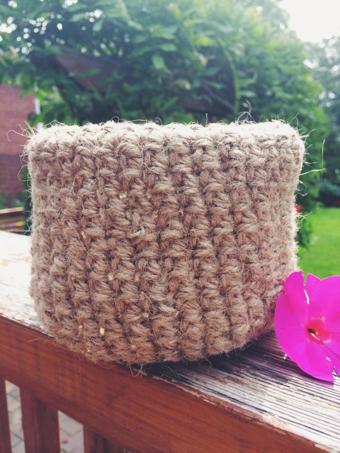 Crochet Nesting Basket | Yarn, Things, Etc.