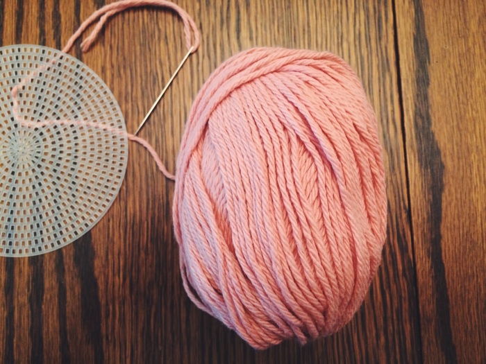 Cotton Coaster | Yarn, Things, Etc.