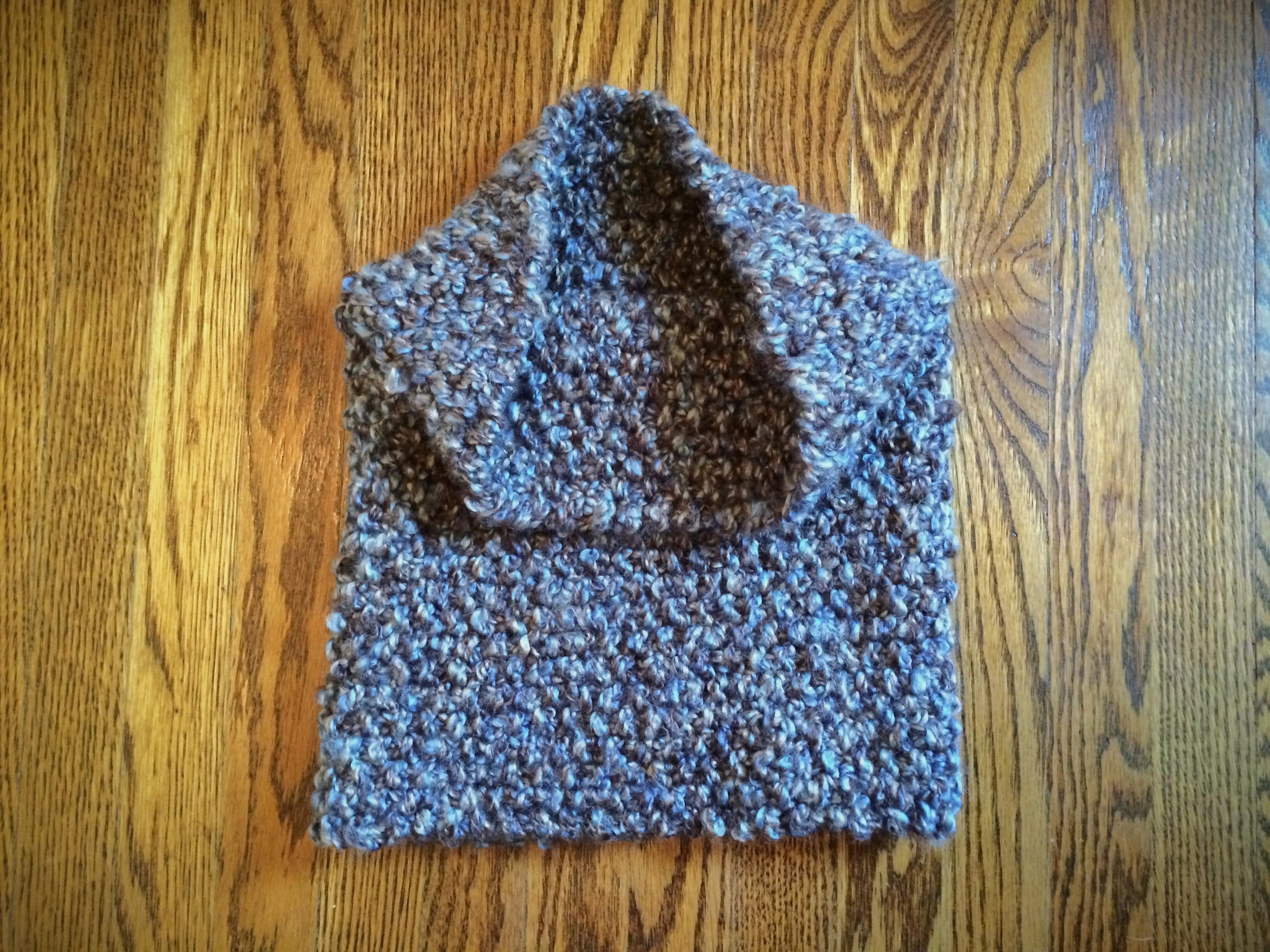 Knit: Seed Stitch Cowls – Yarn, Things, Etc.