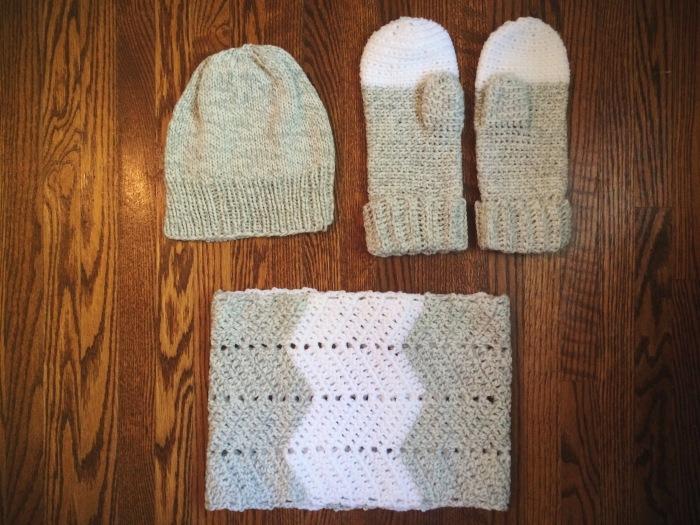 Cozy Set   Yarn, Things, Etc.