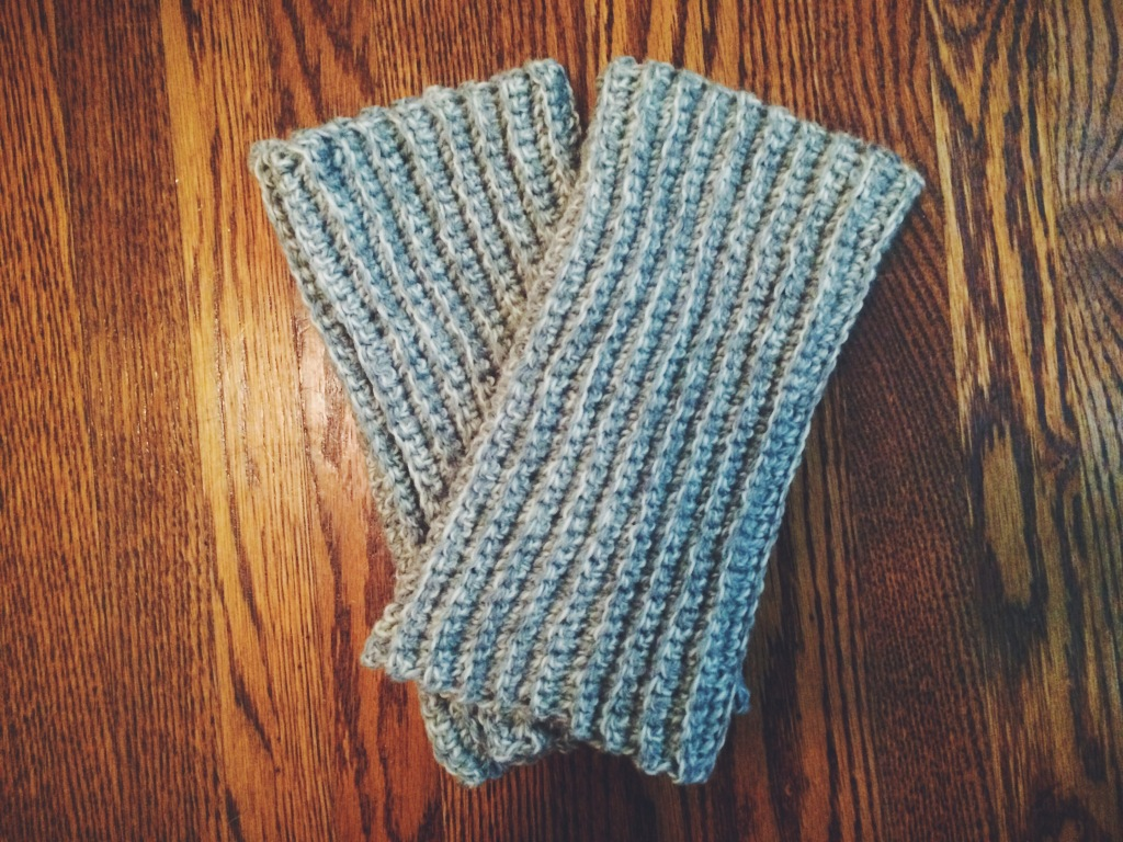 Crochet Leg Warmers | Yarn, Things, Etc.