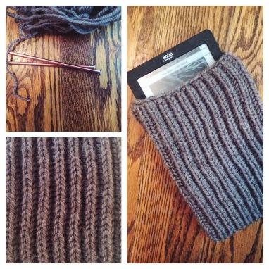 Brioche Cover | Yarn, Things, Etc.
