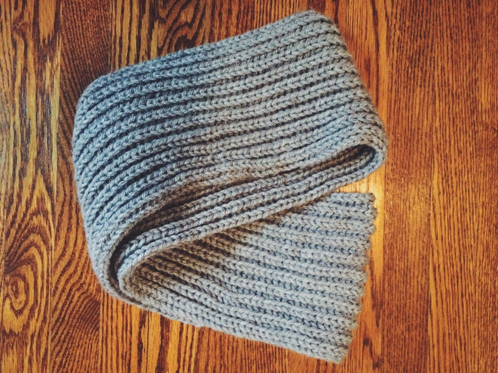 Brioche Scarf | Yarn, Things, Etc.