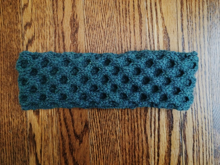 Honeycomb Headband / Yarn, Things, Etc.
