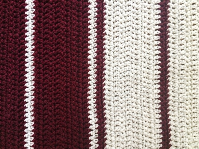 Yarn, Things, Etc. | Crochet Blanket