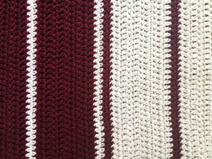 Yarn, Things, Etc.   Crochet Blanket