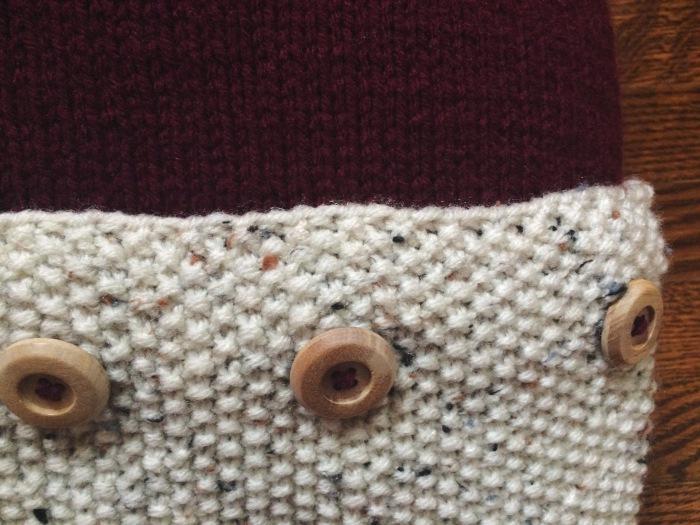 Seed Stitch Pillow   Yarn, Things, Etc.