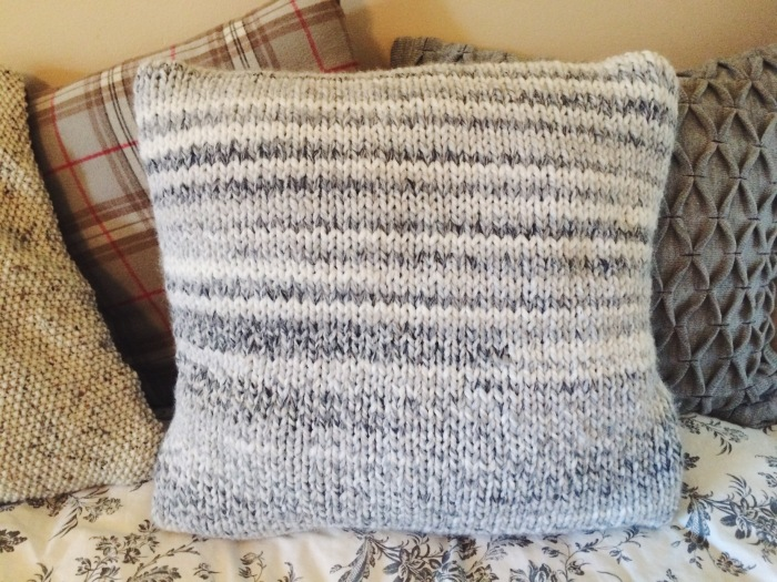 Yarn, Things, Etc. | Pillow Cover Part 2
