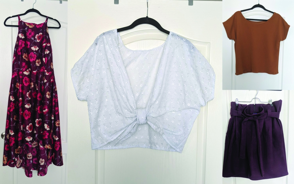 Handmade clothing